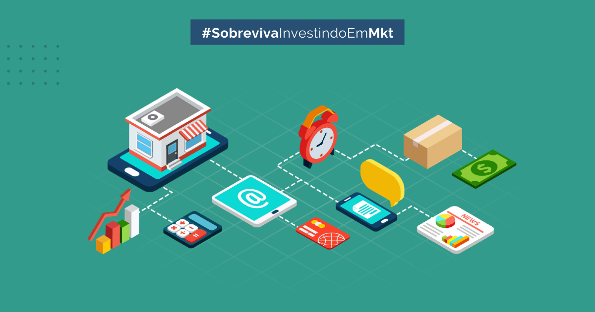 Sobreviva à crise investindo em Marketing Digital!